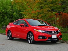 I haven't received my driver's license yet, but i plan on doing so over the summer. I know I won't be able to afford a new car like this 2015 Honda Civic coupe, but this would be my ideal car.