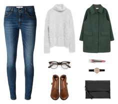 """""""Untitled #752"""" by patrisha175 ❤ liked on Polyvore featuring dVb Victoria Beckham, Zara, Barbour, Boohoo, LORAC, women's clothing, women's fashion, women, female and woman"""