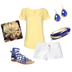 summer:), created by southerngirl13.polyvore.com