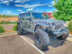 Jeep Jl, Hot Rods