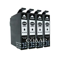 4x T2991 Compatible EPSON 29XL T2996 Ink cartridge For Epson Expression Home XP-235 XP235 XP 235 Printer