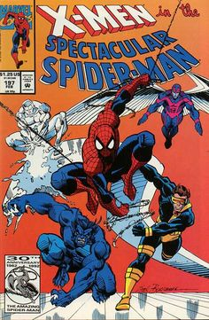 Peter Parker, The Spectacular Spider-Man # 197 by Sal Buscema 8/23/2016 ®... #{T.R.L.}
