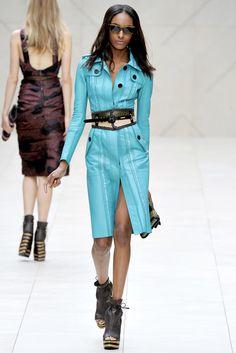 Burberry Prorsum - Pret A Porter - London Fashion Week 2012 - Spring Summer