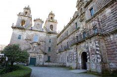 Oseira (Orense). 2008. Monasterio de Santa María la Real
