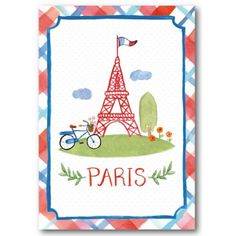 Charming Paris Illustrations Journal #hellotraveler