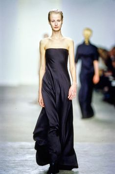 Calvin Klein Collection Fall 1998 Ready-to-Wear Fashion Show - Esther de Jong