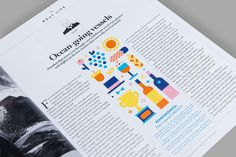 Editorial illustrations for Boat international Magazine - Wineonomics Section
