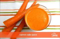 carrot cake juice