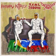 """""""In Lies We Trust"""" disco con agrupaciones de Venezuela y Brasil http://crestametalica.com/in-lies-we-trust-disco-con-agrupaciones-de-venezuela-y-brasil/ vía @crestametalica"""