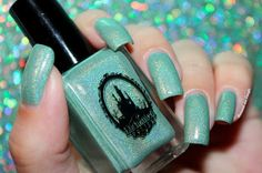 Swatch of July 2013 by Enchanted Polish by diamant sur l'ongle