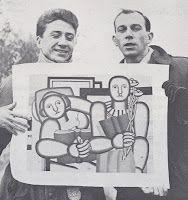 Alain Resnais and Chris Marker