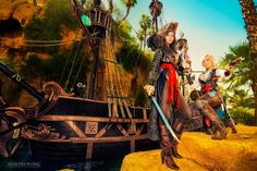 Lady Pirate (Assassin's Creed) Cosplay Gallery