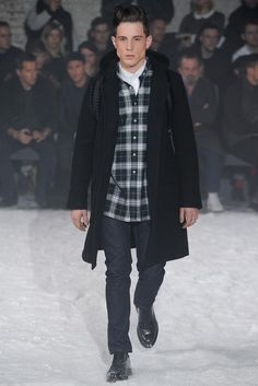 Ami Fall 2014 Menswear - Collection - Gallery - Look 4 - Style.com
