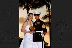 Aloha Kauai Fantasy Weddings ~ Hans & Karen www.kauaiweddings.com  Your dream wedding is a reality on Kauai. The whole island is at your feet from sunsets to afternoon or sunrise weddings. We have a wonderful minister to officiate at your wedding.