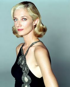 Joely Richardson - actress (daughter of Vanessa Redgrave)