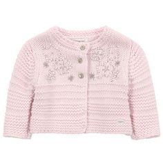AW14 Absorba - Petal pink cardigan - 41954
