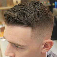 Cool Men Haircut Styles Shaved Hair 2015