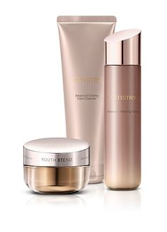 Artistry Youth Xtend™ Skincare System with Cream Cultivating nature's most powerful ingredients, scientific discoveries and cultural insights from around the world, the ARTISTRY® brand delivers revolutionary, age-defying skincare with the ARTISTRY YOUTH XTEND Skincare System. This high-performing restoring regimen is designed to rejuvenate skin's youthful appearance morning to night and into the future.