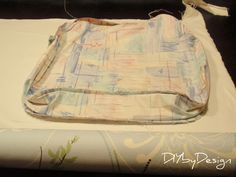 DIY by Design: How to Sew a Box Cushion Cover