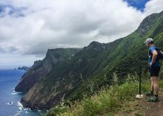 #Trail #running in #Larano, #Madeira island. Route has distance of 11.3 km, and elevation gain 1329 m.