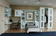Bedroom Built Ins   Interior Home Designs   Interior Home Decorations