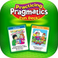 Practicing Pragmatics Fun Deck by Super Duper Publications