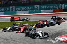 GP Malaisie 2015
