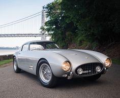 1956 Ferrari 250 GT 'Tour de France' has racing history