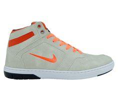 e8e617e0ee4 Tênis Nike Force Sky Bege e Laranja