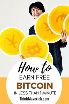 Want to know how to get free Bitcoin by spending less than 1 minute a day? You can now start earning free Bitcoin by answering emails and doing surveys. I'm so excited to share this great opportunity with you! It's Spam-free.