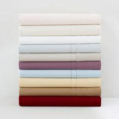 1872 700TC Solid Flat Sheet, Queen - Bloomingdale's Exclusive