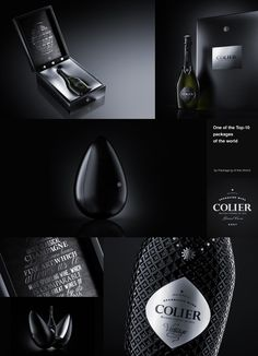 Colier on Behance