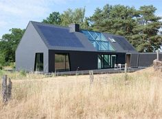 Mijn Huis Mijn Architect - Projectgegevens BXL-architecten-Tom Jonckers  --two masses joined by glazed space