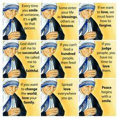 ~St. Teresa's Quotes...