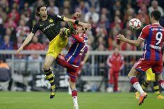Prediksi Borussia Dortmund vs Bayern Munich, 20 November 2016