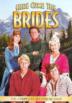 This set contains every episode from the second and final season of the short-lived program HERE COMES THE BRIDES, that starred David Soul and Bobby Sherman as lumberjacks in 1850's Seattle who enjoy
