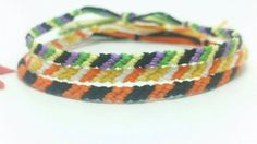 Hey, I found this really awesome Etsy listing at https://www.etsy.com/listing/112149745/halloween-friendship-bracelets-string