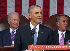 Free Current Events video lesson: The 2015 State of the Union in 4 Minutes
