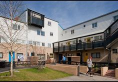 Bolam Coyne, Byker Estate, restored and reconfigured by Ryder Architecture