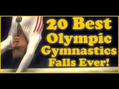Check out the 20 greatest gymnastics wipeouts ever! I'm pretty sure some of these athletes didn't survive. http://www.liquidgeneration.com/5d0e3bc2