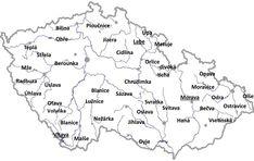 MAPA: řeka Jihlava Mapa Math Equations, Learning, Homeschool, Hama, Studying, Teaching, Homeschooling, Onderwijs