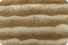 Wild Chinchilla Fur Beige/Ivory