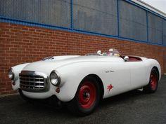 1951 Nash-Healey Roadster