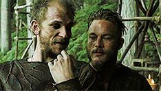 Floki From Vikings | Ragnar & Floki - vikings-tv-series Fan Art