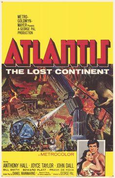 Atlantis, The Lost Continent (1961)