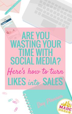 "Do you ever feel thirsty when it comes to social media? As in ""Why isn't anyone liking my post?"" or ""I NEED more followers!"". Desperate for more but not knowing how to get it? But is that really what you're after? Followers and likes don't matter if they're not turning into sales. Here's an effective way to get the best of both worlds 