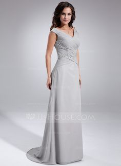 Undergarments for wedding dresses from wedding shoppe inc im off the shoulder sweep train ruffle beading sequins zipper up cap straps sleeveless no silver spring fall general plus chiffon mother of the bride dress junglespirit Gallery