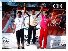 El pasado 18 de Octubre el alumno Héctor Andrade Gómez logra obtener 3 primero lugares en la etapa Municipal de Atletismo y pasa al Estatal en las pruebas de 100, 200 y 400 metros.