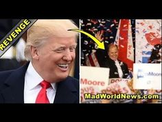 With All Eyes On Alabama, Trump Gave Democrats Huge Middle Finger With W...