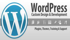 Custom WordPress Web Development Service - Get Desired Designs  #WordPressWebDevelopment #WordPress #WeDevelopment #WebDesign #WordPress